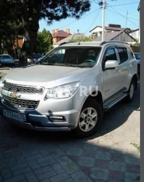 Chevrolet TrailBlazer, Анапа
