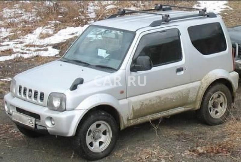 Suzuki Jimny Wide, Владивосток