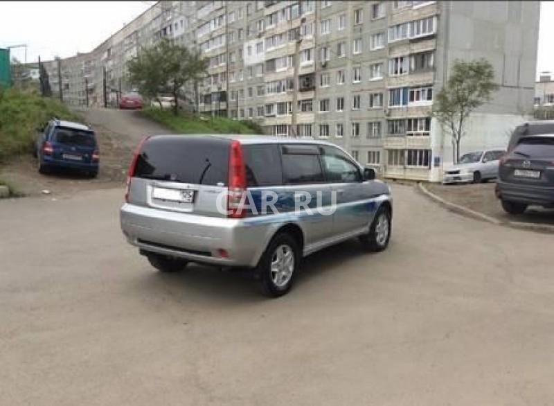 Honda HR-V, Владивосток