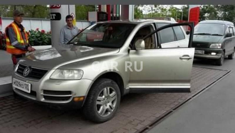 Volkswagen Touareg, Владивосток