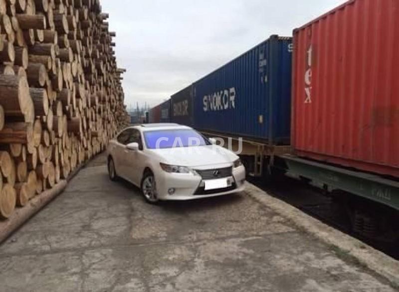 Lexus ES, Братск