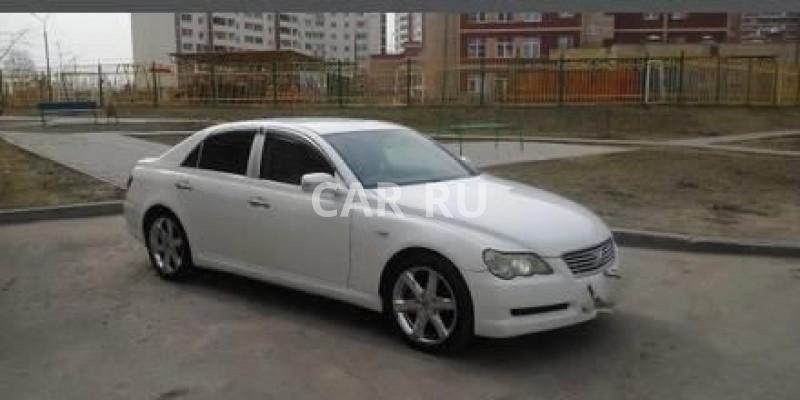 Toyota Mark X, Армавир