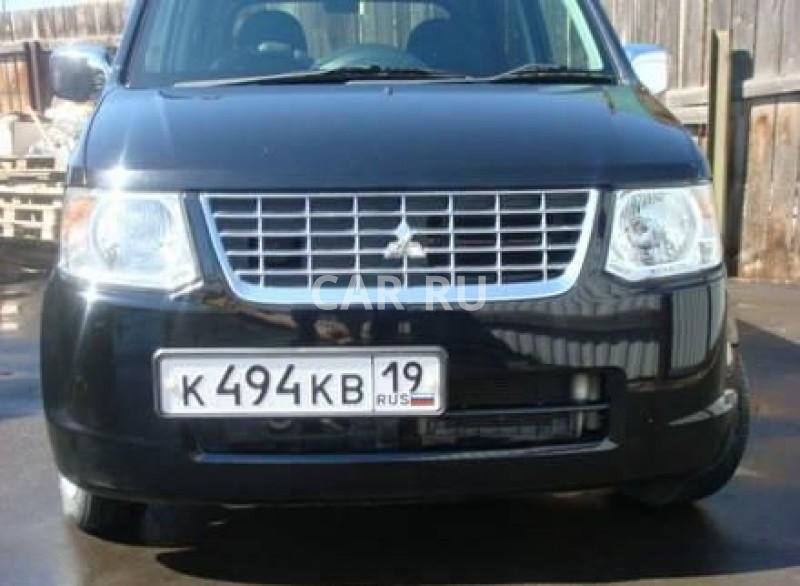 Mitsubishi eK-Wagon, Абакан