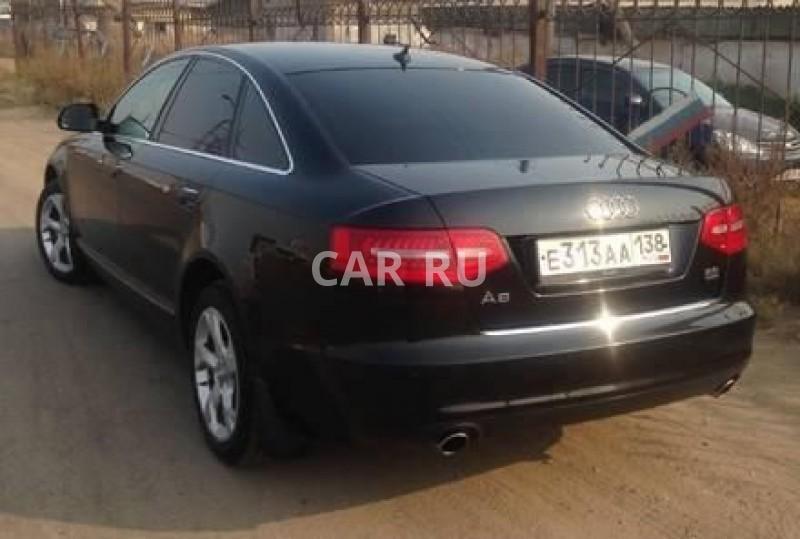 Audi A6, Братск