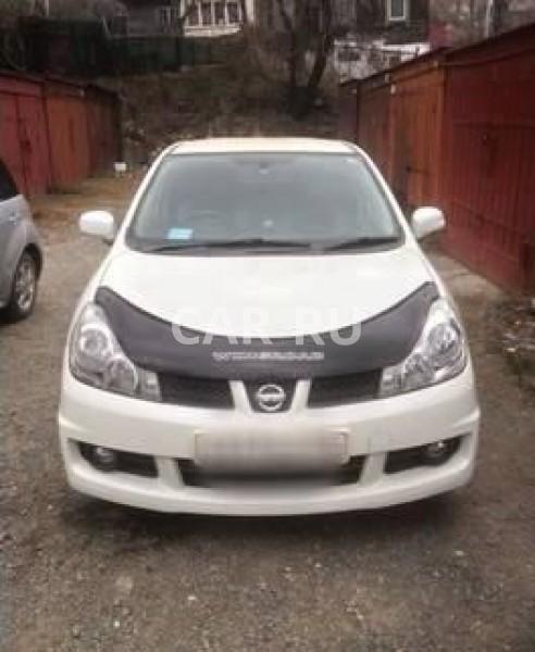 Nissan Wingroad, Владивосток