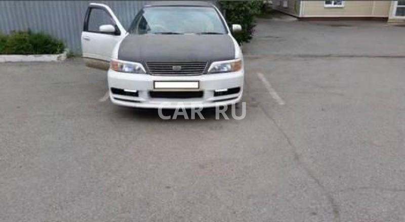 Nissan Cefiro, Владивосток