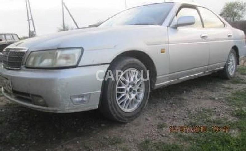 Nissan Laurel, Абакан