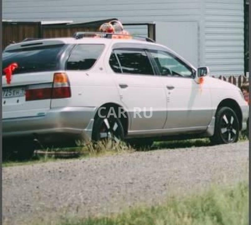 Nissan R'nessa, Абакан