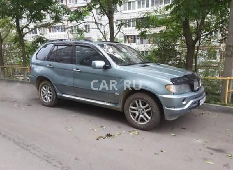 BMW X5, Владивосток