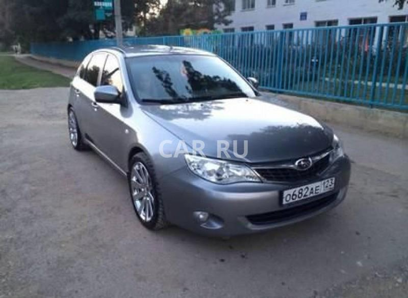 Subaru Impreza, Абинск