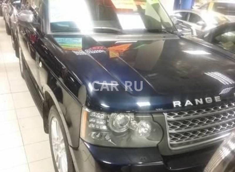 Land Rover Range Rover, Владивосток
