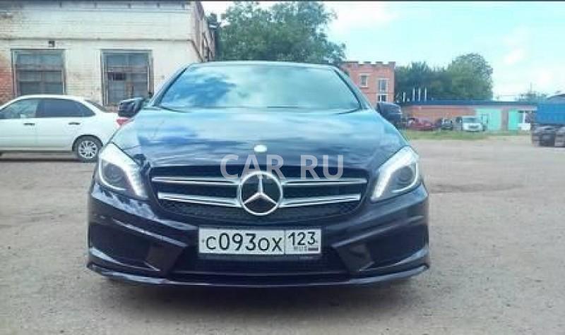 Mercedes A-Class, Армавир