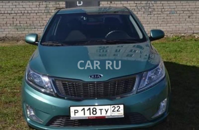 Kia Rio, Барнаул