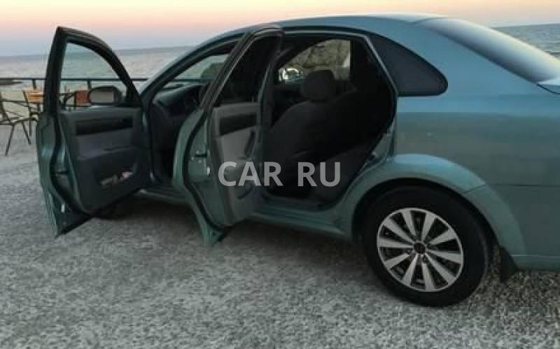 Chevrolet Lacetti, Алупка