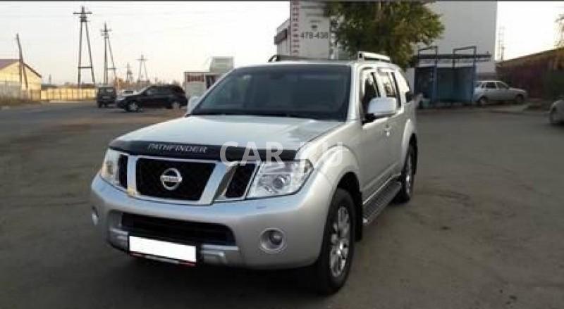 Nissan Pathfinder, Братск