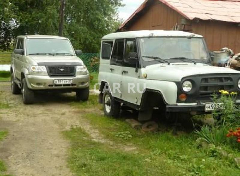 Уаз 3151, Архангельск
