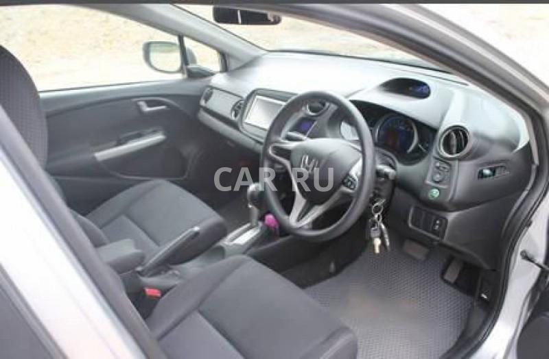 Honda Insight, Артём