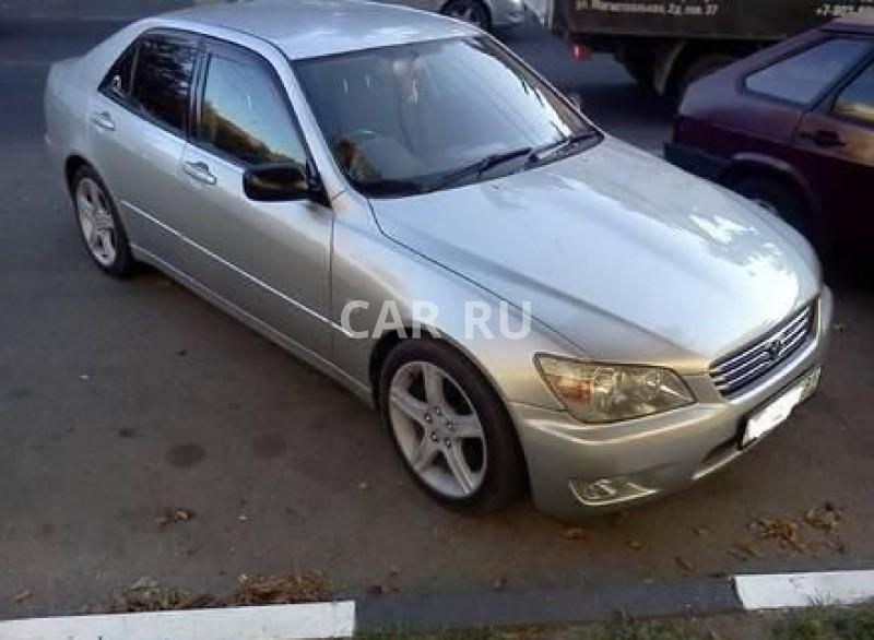 Toyota Altezza, Белгород
