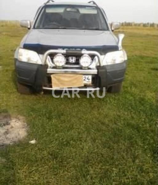 Honda CR-V, Абан