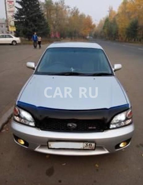 Subaru Legacy B4, Братск