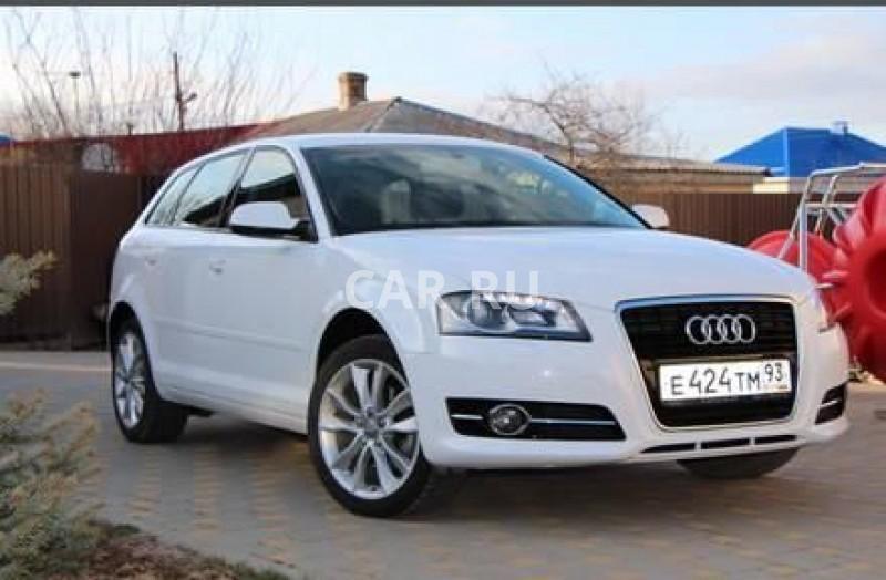 Audi A3, Анапа