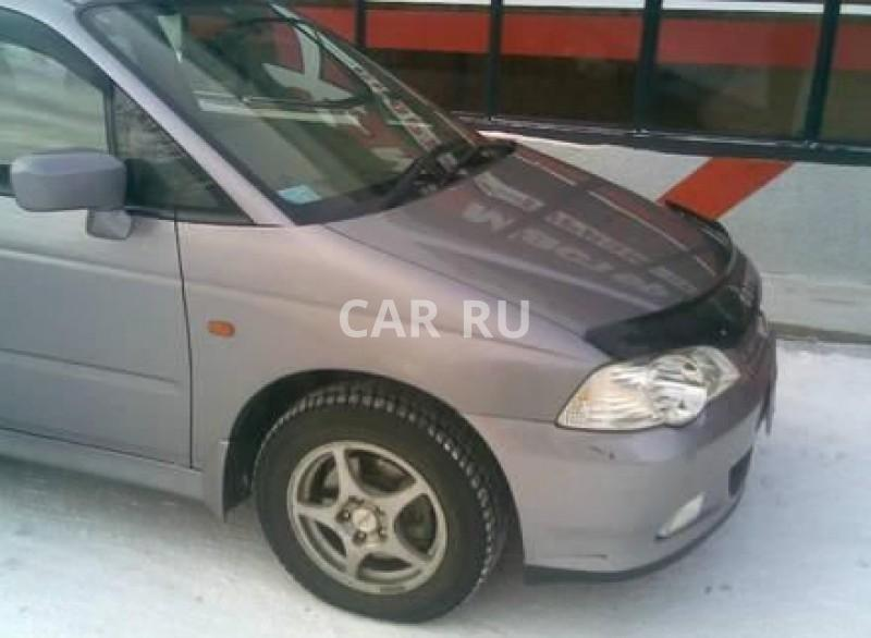Honda Odyssey, Братск