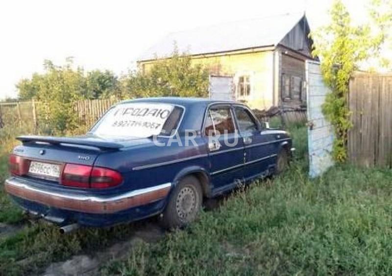 Газ Volga, Безенчук