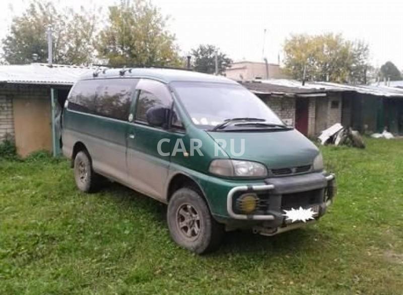 Mitsubishi Delica, Александров