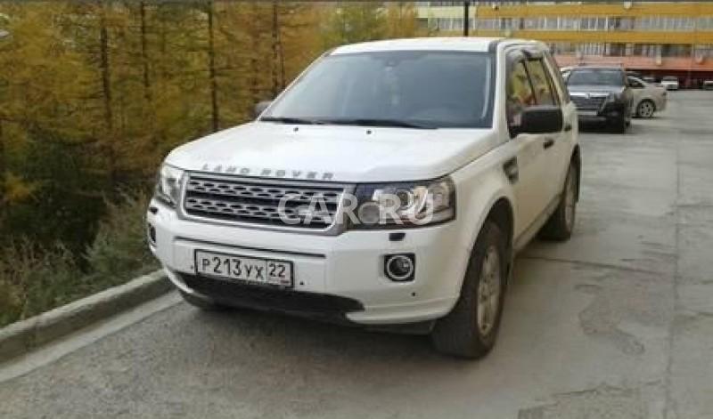 Land Rover Freelander, Айхал