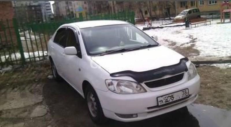 Toyota Corolla, Братск