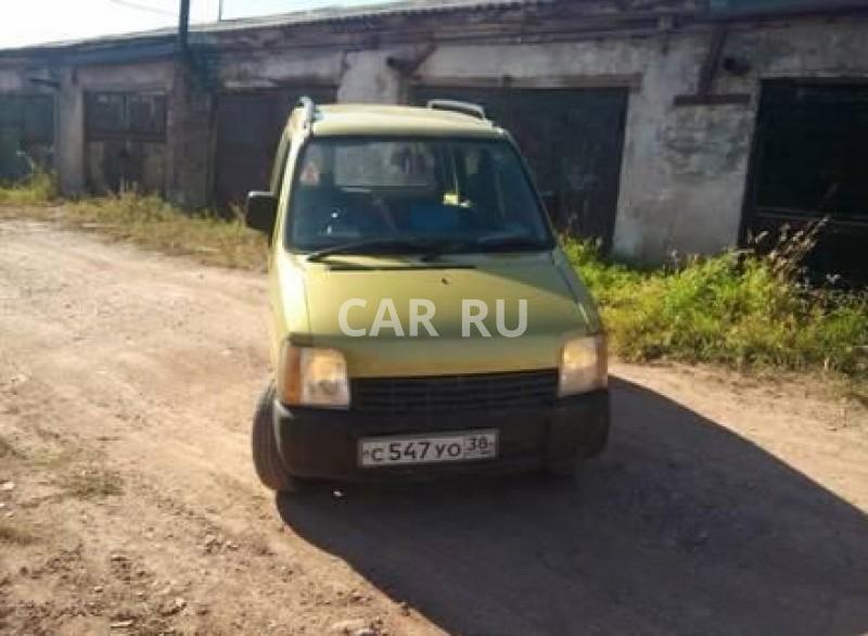 Suzuki Wagon R, Братск