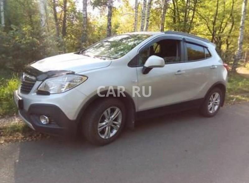 Opel Mokka, Анжеро-Судженск