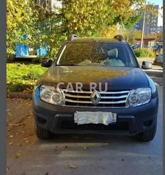 Renault Duster, Апатиты