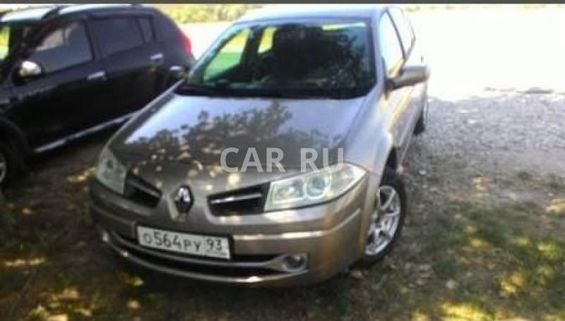 Renault Megane, Анапа