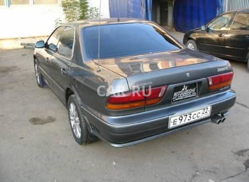 Mitsubishi Diamante, Барнаул