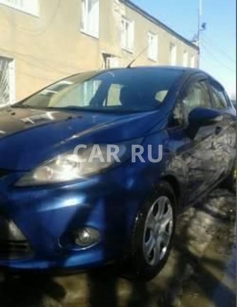 Ford Fiesta, Белогорск