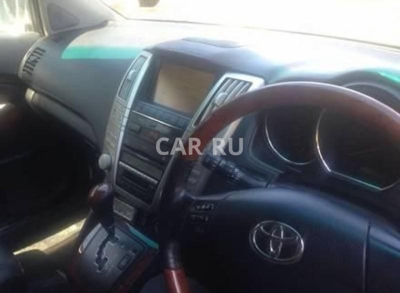 Toyota Harrier, Абинск