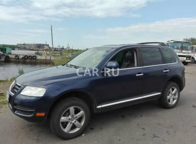 Volkswagen Touareg, Архангельск