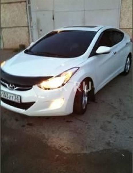 Hyundai Avante, Братск