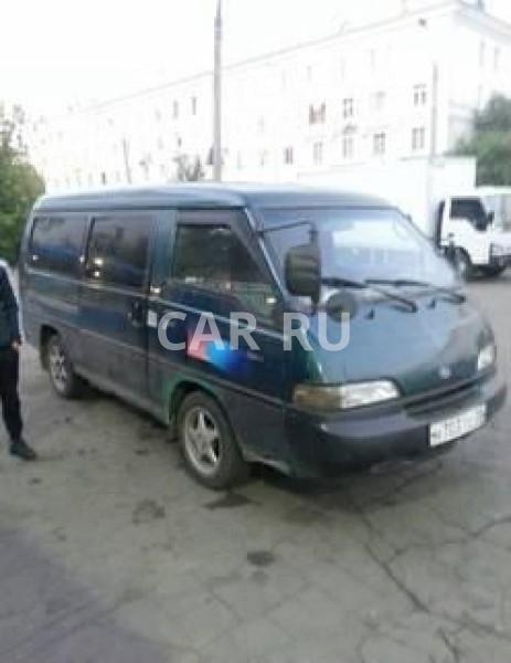Hyundai Grace, Ангарск