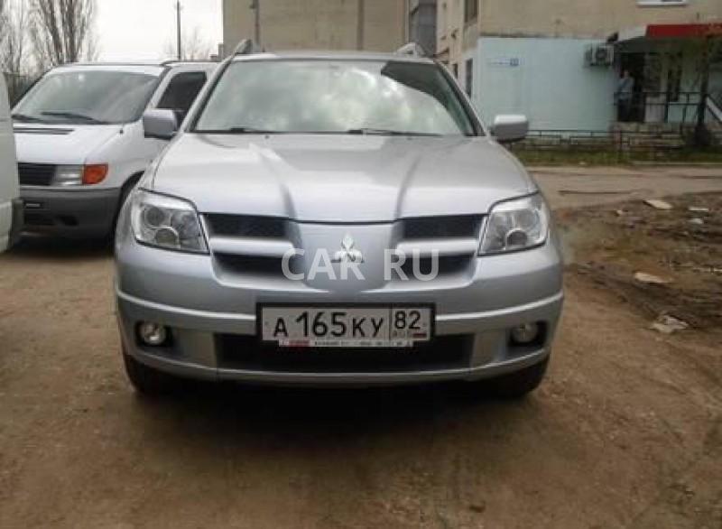 Mitsubishi Outlander, Армянск