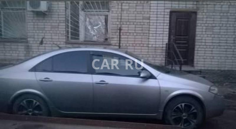 Nissan Primera, Балаково