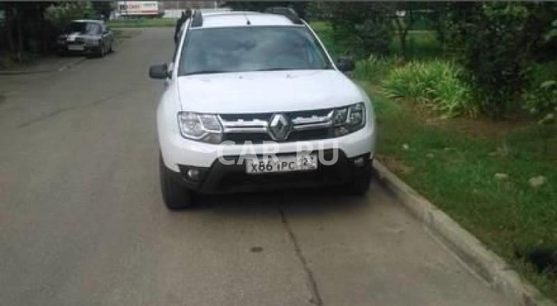 Renault Duster, Армавир