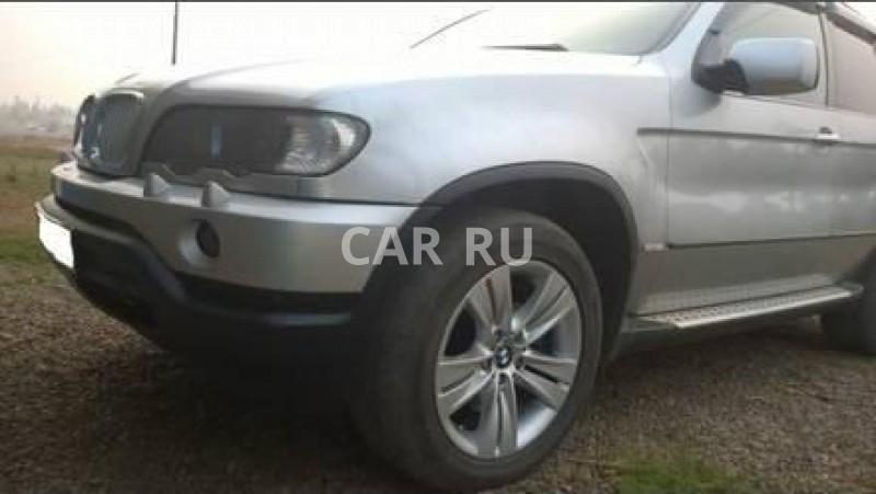 BMW X5, Братск
