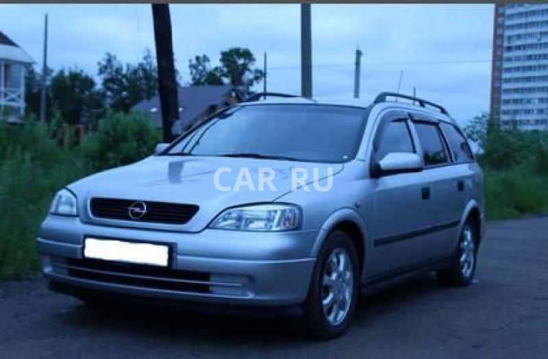 Opel Astra, Балабаново