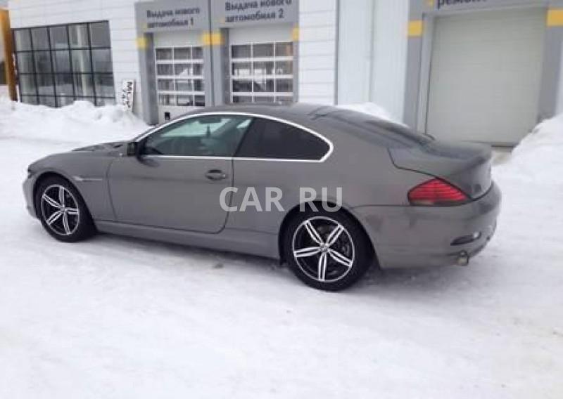 BMW 6-series, Архангельск