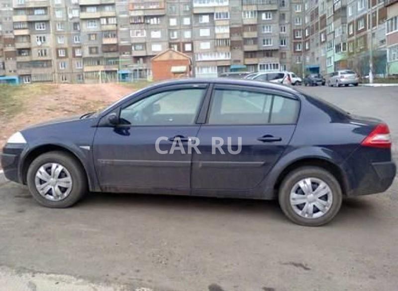 Renault Megane, Братск
