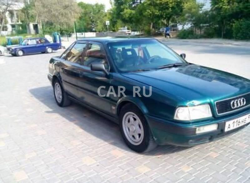 Audi 80, Бахчисарай