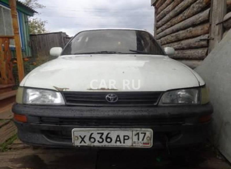 Toyota Corolla, Бай-Хаак