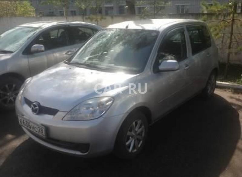 Mazda Demio, Белогорск